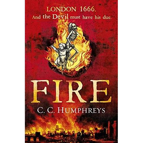Humphreys, C. C. - Fire - Preis vom 20.10.2020 04:55:35 h