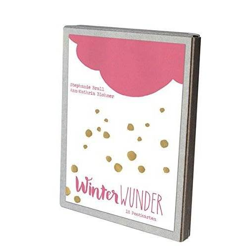 - WinterWunder - Postkartenbox: 18 Postkarten - Preis vom 25.01.2020 05:58:48 h