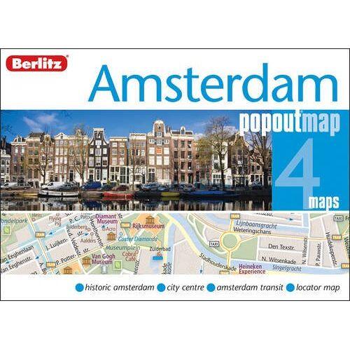 Berlitz - Amsterdam Berlitz PopOut Map (Berlitz PopOut Maps) - Preis vom 21.01.2021 06:07:38 h