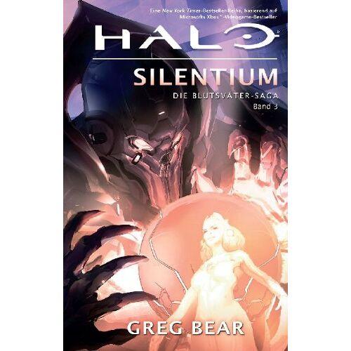 Greg Bear - Halo: Die Blutsväter-Saga, Bd. 3: Silentium - Preis vom 20.10.2020 04:55:35 h