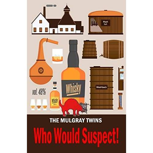 The Mulgray Twins - Who Would Suspect!: Another DJ Smith and Gorgonzola mission - Preis vom 23.01.2021 06:00:26 h