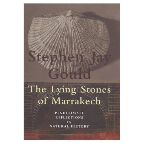 Gould, Stephen J. - The Lying Stones of Marrakech: Penultimate Reflections in Natural History - Preis vom 18.10.2020 04:52:00 h