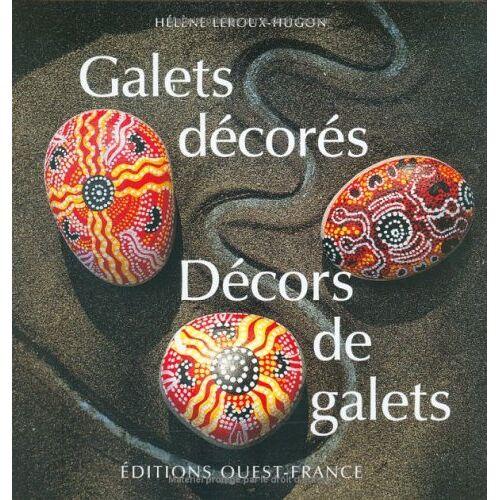 LEROUX-HUGON - GALETS DECORES, DECORS DE GALETS - Preis vom 21.10.2020 04:49:09 h
