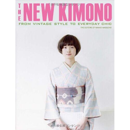Nanao Magazine - The New Kimono: From Vintage Style to Everyday Chic - Preis vom 04.10.2020 04:46:22 h