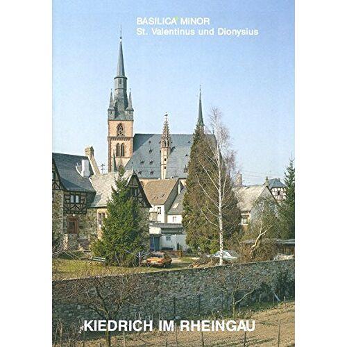 - Kiedrich: Kirchen der Pfarrei - Preis vom 19.10.2020 04:51:53 h