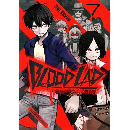 Yûki Kodama - Blood Lad, Tome 7 : - Preis vom 24.02.2021 06:00:20 h