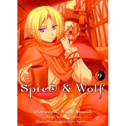 Isuna Hasekura - Spice & Wolf: Bd. 9 - Preis vom 06.03.2021 05:55:44 h