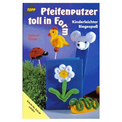Gudrun Thiele - Pfeifenputzer toll in Form. Kinderleichter Biegespaß. Schritt für Schritt erklärt. - Preis vom 22.02.2021 05:57:04 h