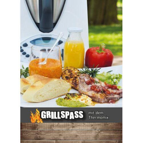 Corinna Wild - GRILLSPASS mit dem Thermomix - Preis vom 25.07.2020 04:54:25 h