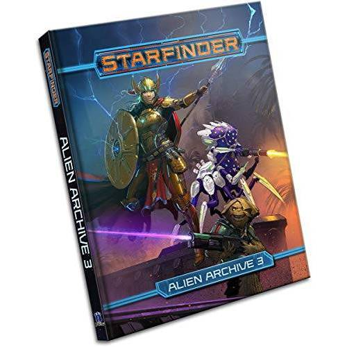 Joe Pasini - Starfinder RPG: Alien Archive 3 - Preis vom 28.09.2020 04:48:40 h