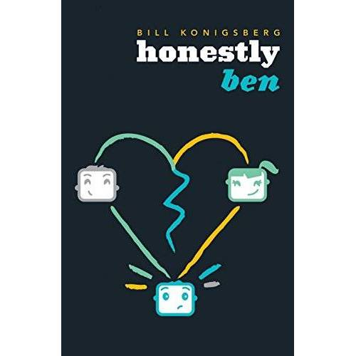 Bill Konigsberg - Honestly Ben - Preis vom 12.04.2021 04:50:28 h