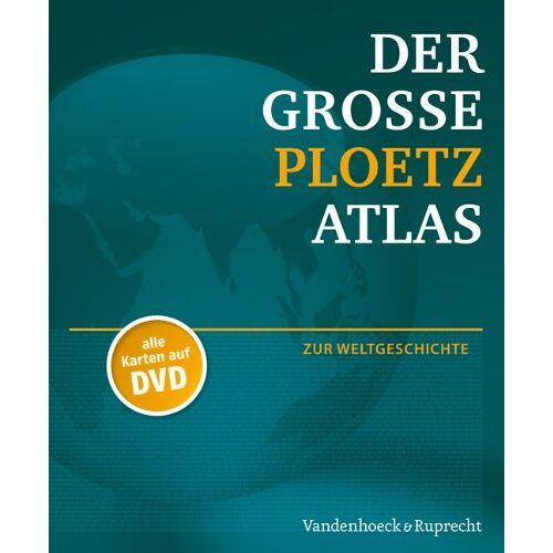 Holger Vornholt - Der große Ploetz Atlas zur Weltgeschichte (Der Grosse Ploetz) - Preis vom 21.01.2021 06:07:38 h