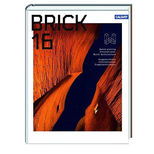 Wienerberger AG - Brick 16: Ausgezeichnete Ziegelarchitektur International - Preis vom 05.09.2020 04:49:05 h