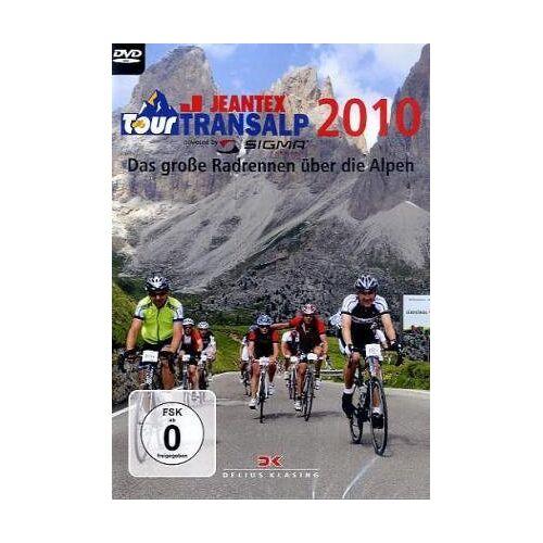 - Jeantex-Tour-Transalp 2010, DVD - Preis vom 15.04.2021 04:51:42 h