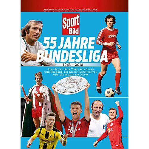 Matthias Brügelmann - 55 Jahre Bundesliga: 1963-2018 - Preis vom 05.09.2020 04:49:05 h