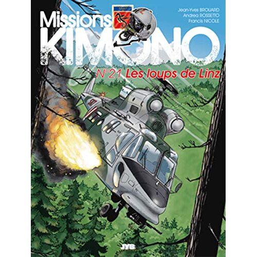 - Missions Kimono T21 Les loups de Linz: Les loups de Linz - Preis vom 27.02.2021 06:04:24 h
