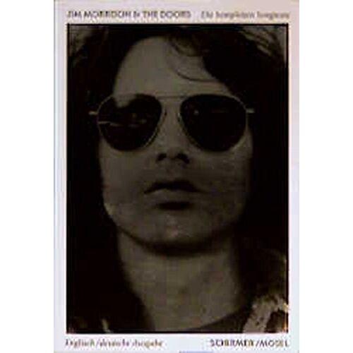Jim Morrison - Jim Morrison & The Doors: Songtexte - Preis vom 20.01.2021 06:06:08 h