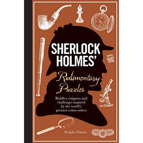 Tim Dedopulos - Sherlock Holmes' Rudimentary Puzzles (Puzzle Books) - Preis vom 06.05.2021 04:54:26 h