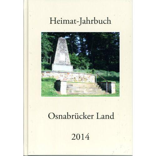 - Heimat-Jahrbuch Osnabrücker Land 2014 - Preis vom 06.05.2021 04:54:26 h