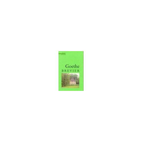 Goethe, Johann W. von - Goethe-Brevier - Preis vom 14.05.2021 04:51:20 h