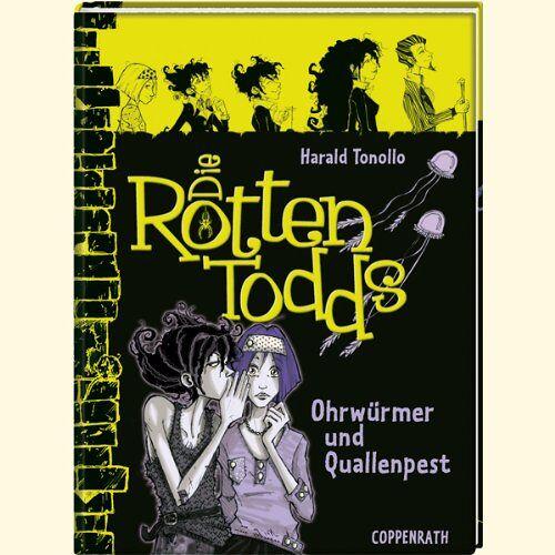 Harald Tonollo - Die Rottentodds 04. Ohrwürmer und Quallenpest - Preis vom 13.05.2021 04:51:36 h