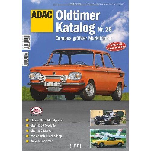 Günther Zink - Oldtimer Katalog 26: Europas größter Marktführer - Preis vom 20.10.2020 04:55:35 h