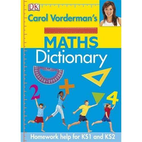 Carol Vorderman - Carol Vorderman's Maths Dictionary (Reissues Education 2014) - Preis vom 17.01.2021 06:05:38 h