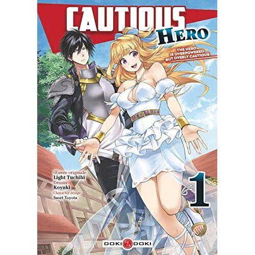 - Cautious Hero - vol. 01 (Cautious Hero (1)) - Preis vom 18.04.2021 04:52:10 h