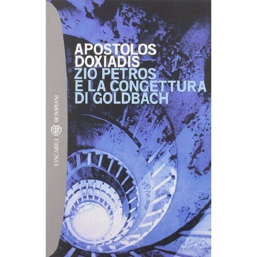 Apostolos Doxiadis - Zio Petros e la congettura di Goldbach - Preis vom 20.10.2020 04:55:35 h