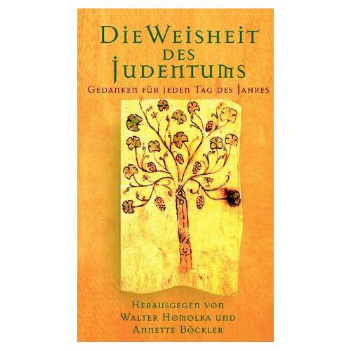 Walter Homolka - Die Weisheit des Judentums - Preis vom 18.04.2021 04:52:10 h