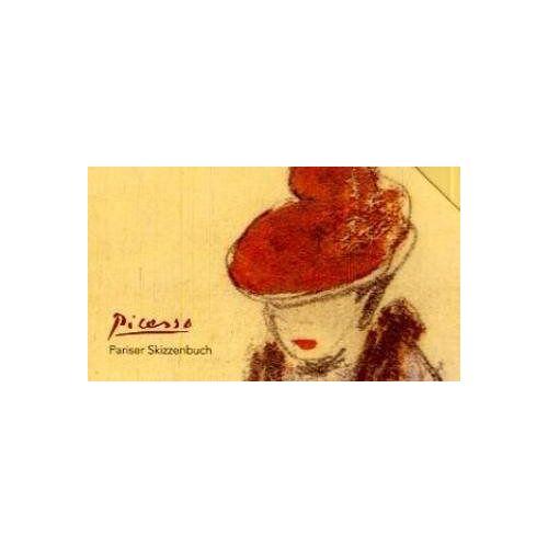 Pablo Picasso - Pariser Skizzenbuch - Preis vom 31.03.2020 04:56:10 h