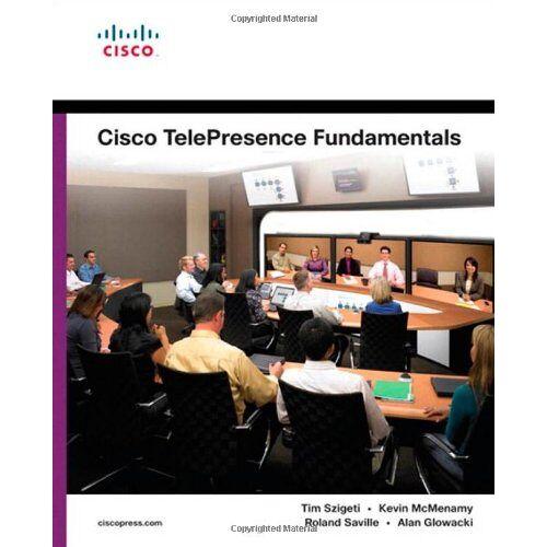 Tim Szigeti - Cisco TelePresence Fundamentals (Fundamentals (Cisco Press)) - Preis vom 18.04.2021 04:52:10 h