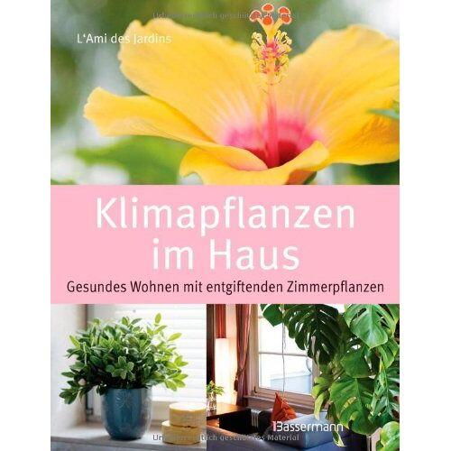 L'Ami des Jardins - Klimapflanzen im Haus: Gesundes Wohnen mit entgiftenden Zimmerpflanzen - Preis vom 27.02.2021 06:04:24 h