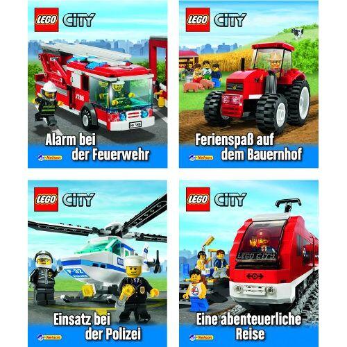 - Lego City. Nr.1-4 - Preis vom 09.04.2020 04:56:59 h