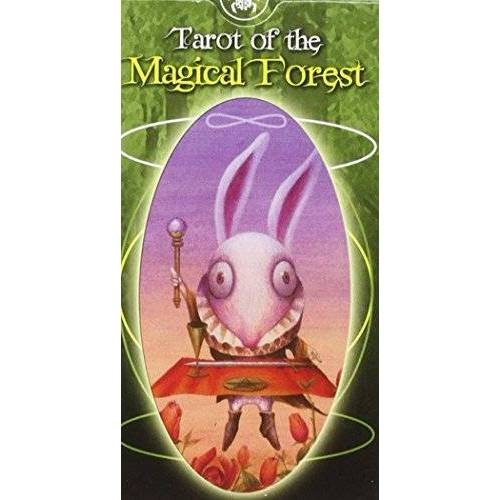 Hsu Tang - Tarot of the Magical Forest - Preis vom 19.07.2019 05:35:31 h