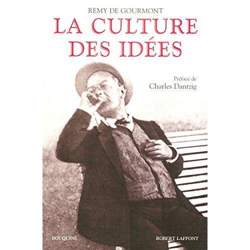 Gourmont, Rémy de - La culture des idées - Preis vom 03.09.2020 04:54:11 h