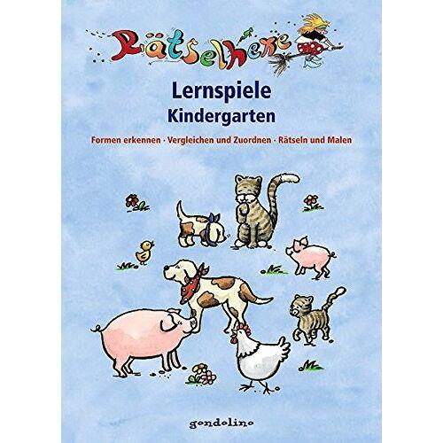 - Lernspiele Kindergarten - Preis vom 13.05.2021 04:51:36 h
