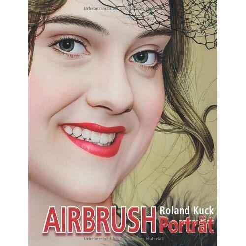 Roland Kuck - Airbrush Porträt - Preis vom 27.03.2020 05:56:34 h
