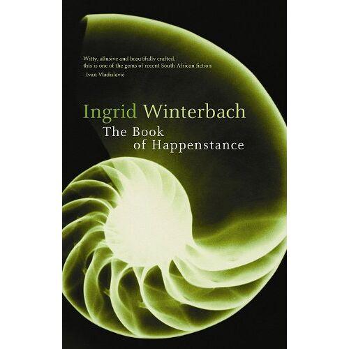 Ingrid Winterbach - The Book of Happenstance - Preis vom 14.01.2021 05:56:14 h