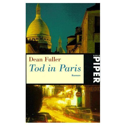 Dean Fuller - Tod in Paris - Preis vom 23.01.2020 06:02:57 h