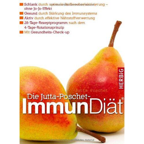 Jutta Poschet - Die Jutta-Poschet-Immundiät® - Preis vom 16.01.2021 06:04:45 h