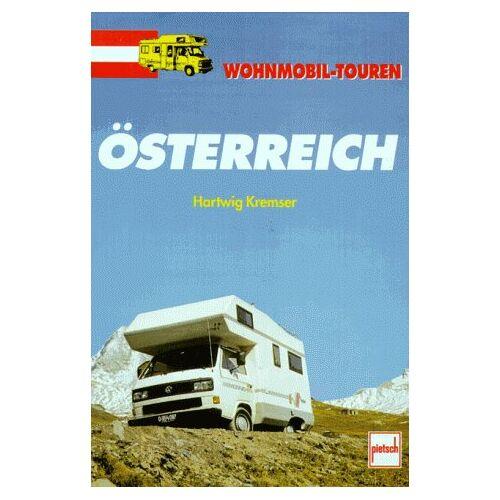Hartwig Kremser - Wohnmobil-Touren, Österreich - Preis vom 03.12.2020 05:57:36 h
