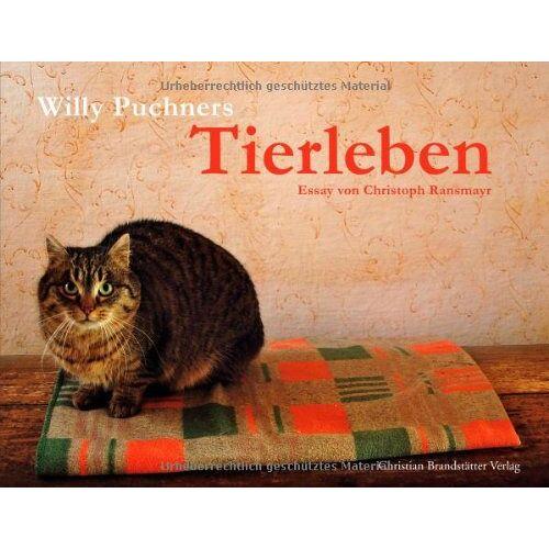 Willy Puchner - Willy Puchners Tierleben - Preis vom 20.10.2020 04:55:35 h