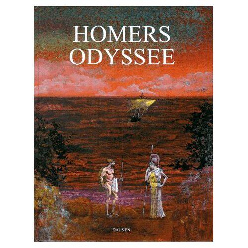 Homer - Homers Odyssee - Preis vom 02.12.2020 06:00:01 h
