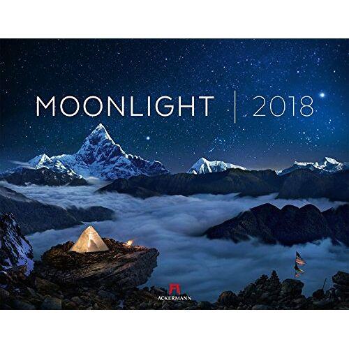 Ackermann Kunstverlag - Moonlight 2018 - Preis vom 09.04.2020 04:56:59 h