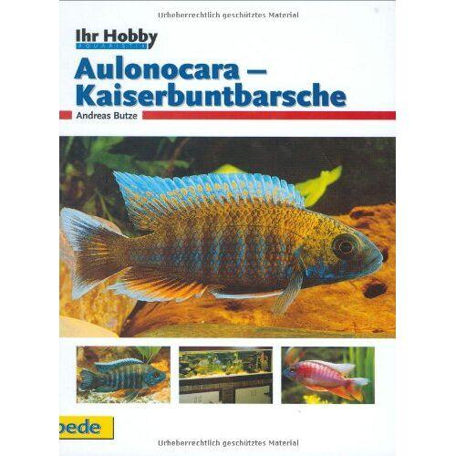 Andreas Butze - Aulonocara - Kaiserbuntbarsche, Ihr Hobby - Preis vom 18.04.2021 04:52:10 h