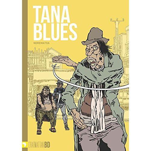 NDREMATOA - Tana Blues (HA.BD AFRICAINE) - Preis vom 10.05.2021 04:48:42 h