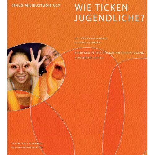 BDKJ - Wie ticken Jugendliche? - Preis vom 12.04.2021 04:50:28 h