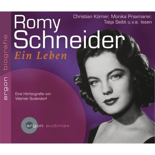 Werner Sudendorf - Romy Schneider. Ein Leben - Preis vom 17.04.2021 04:51:59 h
