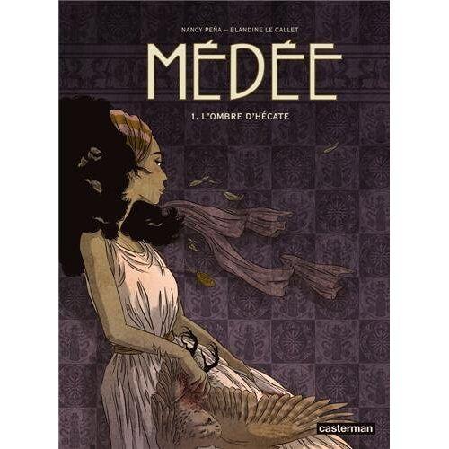 - Médée, Tome 1 : L'ombre d'Hécate - Preis vom 08.05.2021 04:52:27 h